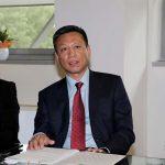 Bo Shijiu presidente Chaungjiu group